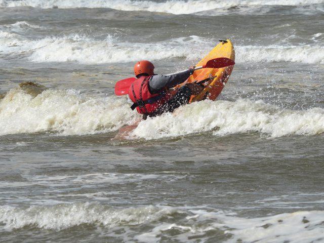 Kajakreizen in Katwijk aan Zee