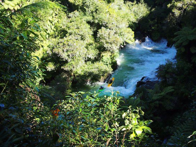 Kajakreizen in Nieuw-Zeeland