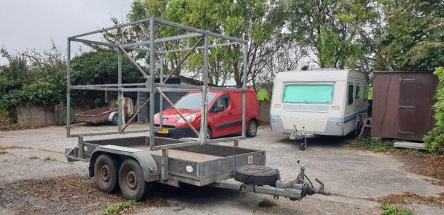 Kajakreizen - Kajak aanhangwagen te koop