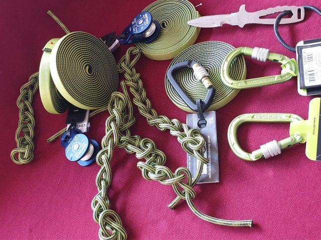 Kajakreizen - Veiligheid-set instructeurs