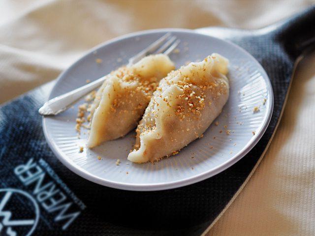 Kajakreizen - Kobarid dumplings