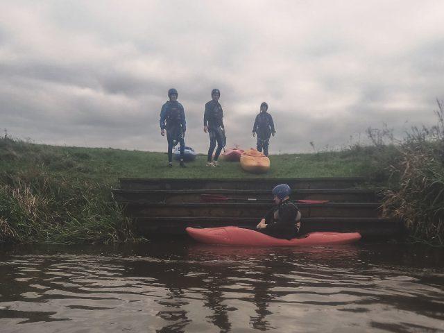 Kajakreizen - Wildwaterkajakken in Hardenberg